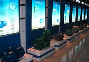 西玛电机展览厅